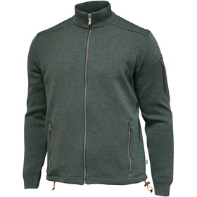 Ivanhoe of Sweden Assar Windbreaker Jas Doorlopende Rits Heren, rifle green